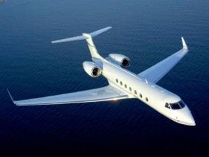 GULFSTREAM G550 for charter